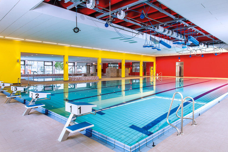 Bild Schwimmerbecken